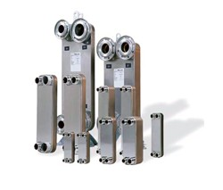 CB Brazed heat exchangers